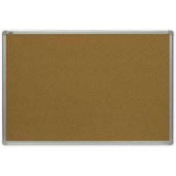 Korková tabule v ALU23 rámu 120x90 cm