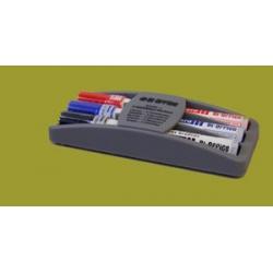 Basicset – 3 popisovače a stěrka na bílé tabule