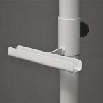 Mobilní stojan na tabule 60x45 až 120x90 cm s plynule nastavitelnou výškou
