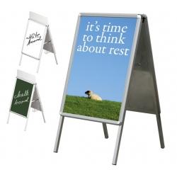 A reklamní stojan