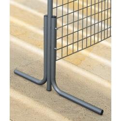 Oddělitelná noha k výstavním mřížím