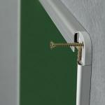 Tabule Premium keramická zelená 200x100 cm